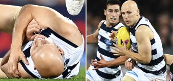 'Son of God': Fans stunned by Ablett 'resurrection'