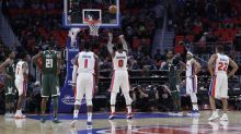 Andre Drummond proves in Milwaukee win that his free throw evolution is no fluke