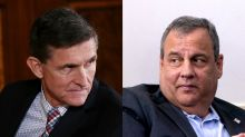 Chris Christie says Michael Flynn 'never belongs anywhere near the White House'