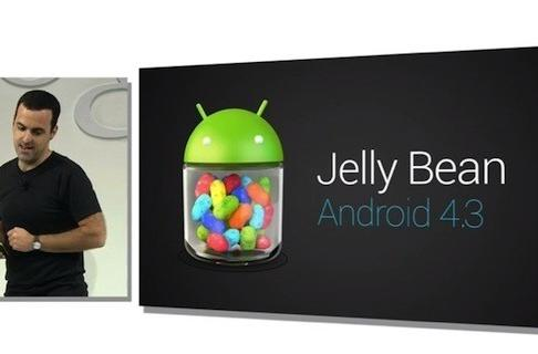 Google makes Android 4.3 factory images available through AOSP (update: OTA available)