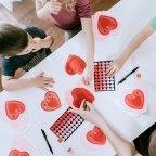 41 Fun and Easy Valentine's Day Crafts for Kids