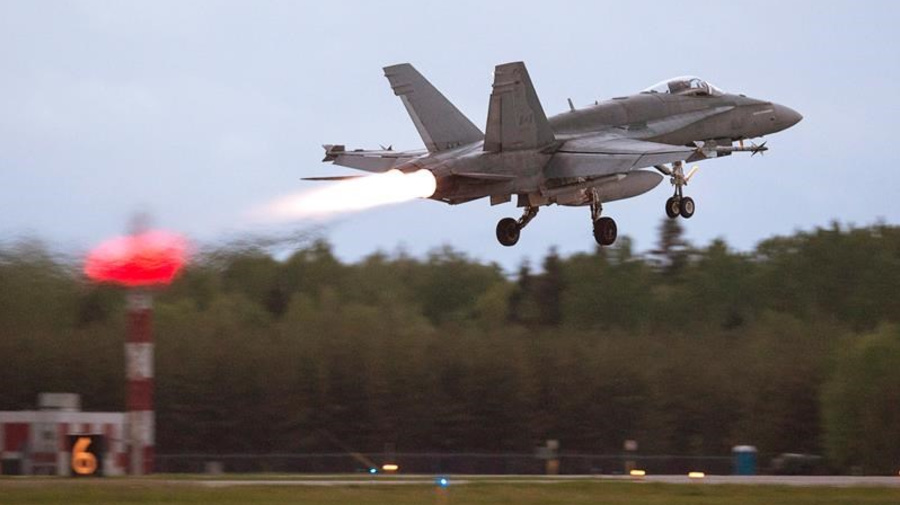 Feds to buy second-hand jets despite warnings