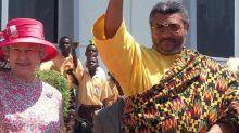 Ghana: décès de l'ex-président Jerry Rawlings