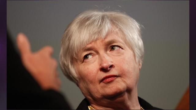 White House Official Says Yellen Front Runner For Fed Chair
