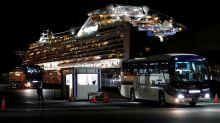 Hong Kong cruise passengers head to quarantine after third flight from Japan
