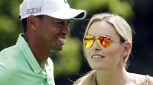 Lindsey Vonn was rooting for Tiger Woods to win the Valspar Championship