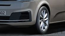 Upcoming VW T7 van visualised with nip here, tuck there