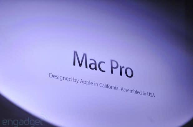 Apple confirms new Mac Pros will be assembled in the USA