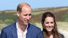 Photos of the incredible house William and Kate rented for their staycation