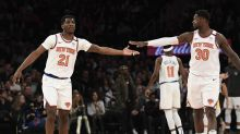"Which Knick ""doesn't expect to be back"" for 2020-21?"