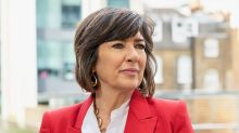 CNN's Christiane Amanpour Says She Is Being Treated for Ovarian Cancer