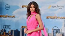 Zendaya Shuts Down the Red Carpet in Stunning Hot Pink Gown