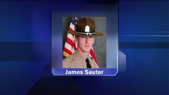 Truck driver allegedly asleep at wheel in crash that killed trooper