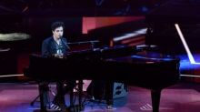 Jamie Cullum brings new material to Montreux, takes a jab at Trump