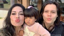 Após separação, Mayra Cardi homenageia Arthur Aguiar no Dia dos Pais