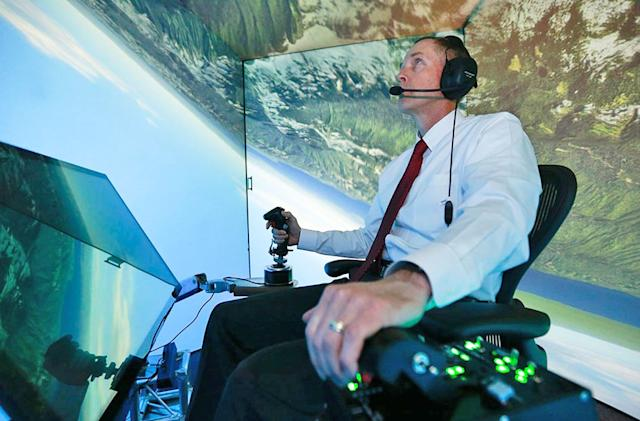 Combat AI beats the Air Force's top tactical experts