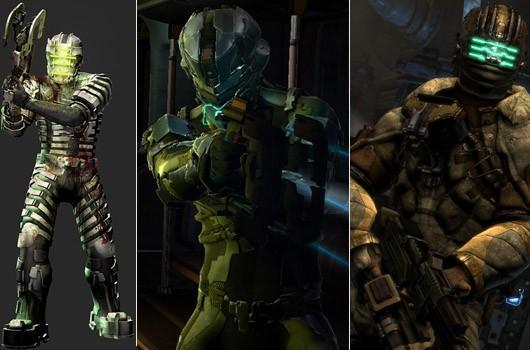 Dead Space 3's Isaac Clarke as 'the reluctant participant'