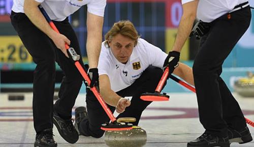 Curling: Niederlagen für deutsche Curling-Teams