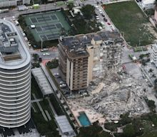Land around the Florida condo that collapsed was showing signs of sinking, according to a 2020 study