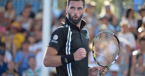 Tennis - ATP - Marrakech - Benoît Paire bat Tommy Robredo et rejoint les demi-finales de Marrakech
