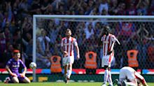 Crystal Palace consign Stoke to the Championship and can revel in safety