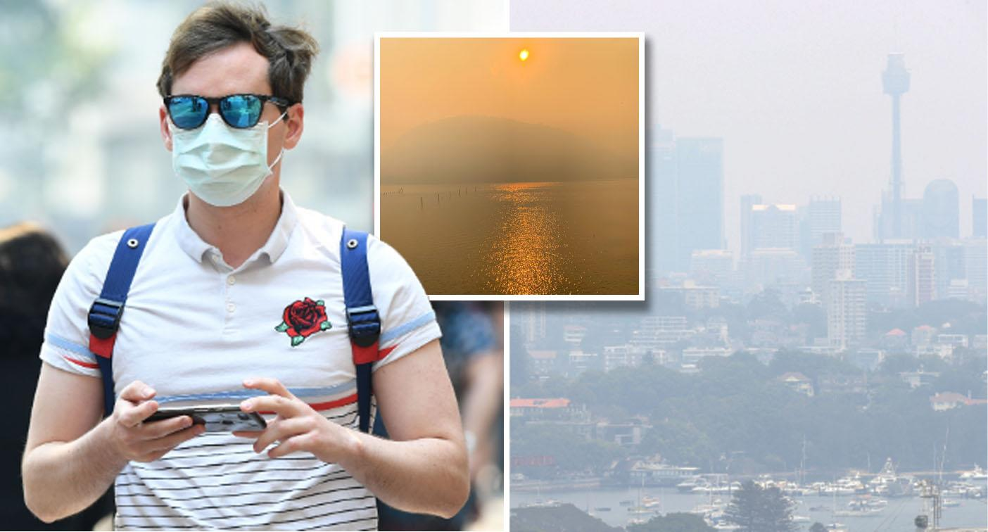 The heart attack risk associated with the Sydney smoke epidemic