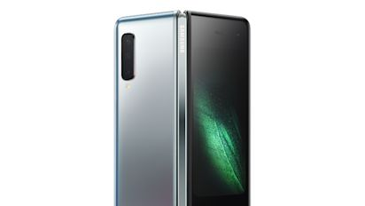 Samsung unveils foldable smartphone Galaxy Fold together with Galaxy S10 phones