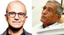 BN Yugandhar, Former Bureaucrat and Father of Microsoft CEO Satya Nadella, Passes Away at 82