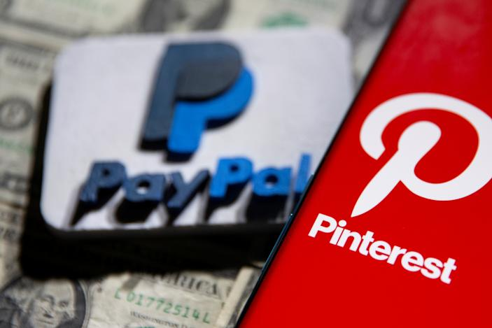 PayPal confirms it isn't trying to acquire Pinterest right now