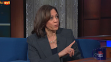 Kamala Harris wants Mike Pence to testify before Senate in impeachment trial