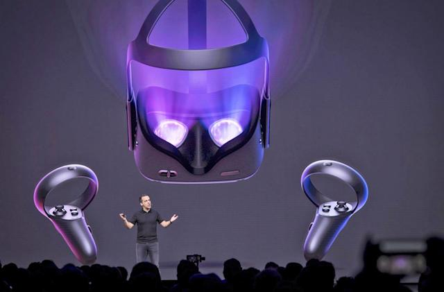 'Rift S' hints revealed in Oculus PC software