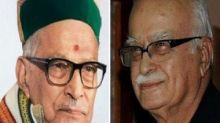 LK Advani chants 'Jai Shri Ram', Owaisi calls judgment 'black day': Politicos react to Babri Masjid demolition verdict