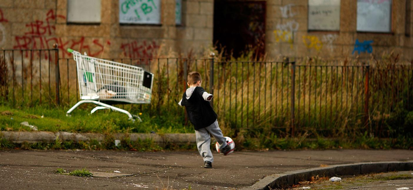 Child poverty the 10 worst affected areas in the uk for Mitchell s fish market birmingham