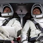 Inside the New High-Tech SpaceX Spacesuits Worn by the Dragon Crew