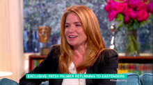 'EastEnders' star Patsy Palmer reveals real name and admits even she gets confused
