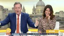 'Livid' Piers Morgan says he's changing his name to Ant McMorgan after NTAs loss