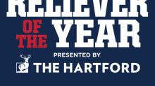 Edwin Díaz, Josh Hader Named 2018 Relievers of the Year Presented by the Hartford