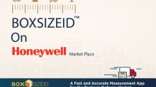 My Size Launches BoxSizeID™ to Honeywell Marketplace, Providing Highly Accurate Mobile Measurement Solution for Shipping and Logistics Companies Worldwide