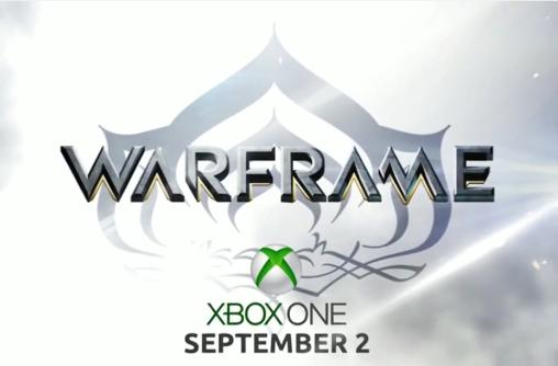 Warframe slices up the Xbox One on September 2