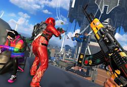 Now Oculus owns the best VR battle royale game