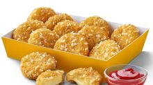 McDonald's releases new cheese sharebox