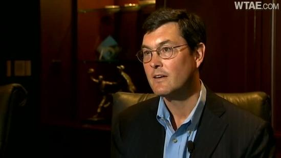 Pirates owner Nutting frustrated but optimistic