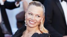 Pamela Anderson Rocks Demure Look at Cannes Film Festival -- See the Pics!