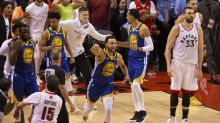 'Do this for Kevin': How Stephen Curry's rallying cry helped save the Warriors