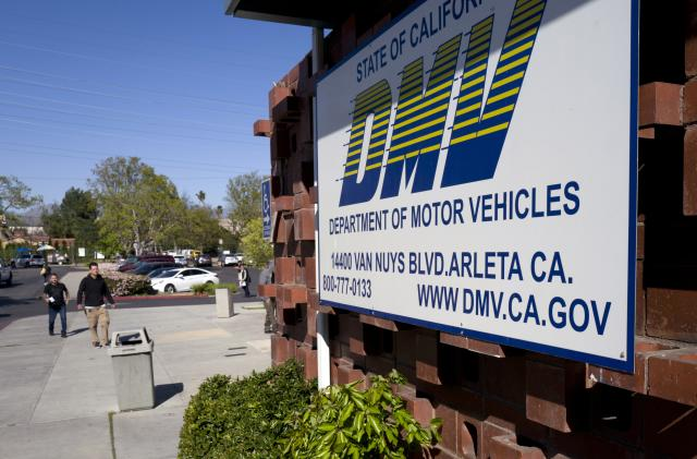 California DMV warns 20 months of records may have been exposed