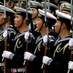 China holds simultaneous military drills in four seas, again