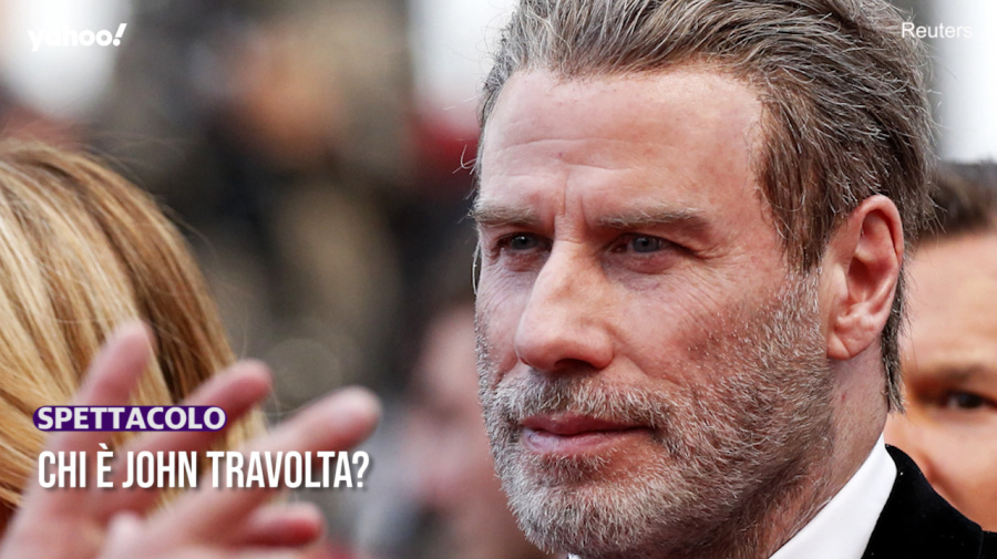 Chi è John Travolta