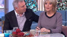 WATCH: Ruth Langsford breaks down talking about dementia with Emmerdale star