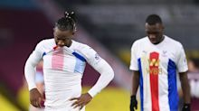Crystal Palace huff and puff without Wilfried Zaha as Michy Batshuayi's struggles continue