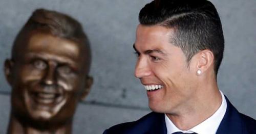 Foot - WTF - L'auteur du buste de Cristiano Ronaldo réagit aux critiques